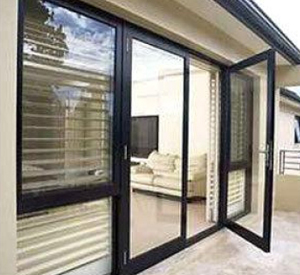 Swing Doors, Aluk Aluminium Fabricators, Sri Lanka